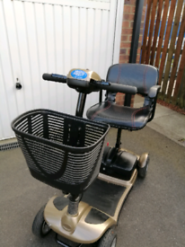 Kymco ForU Mobility boot scooter