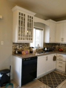 Refinish and refacing kitchen cabinets from $1500 to $6000