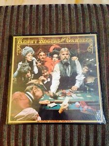 Kenny Rogers LP Record Album