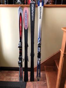 Ensemble de ski (homme et femme)