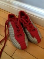 Soccer cleats size: 10.5