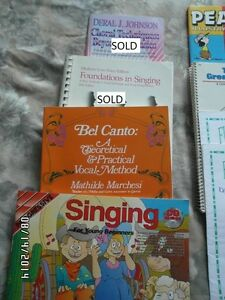 Piano and voice books of various levels Cambridge Kitchener Area image 8
