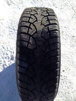 225/65/17 Arctic Altimax Winter Tires