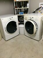 Front load Kenmore washer & dryer