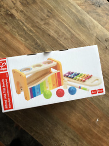 Hape Pound & Tap Music Toy BRAND NEW IN BOX
