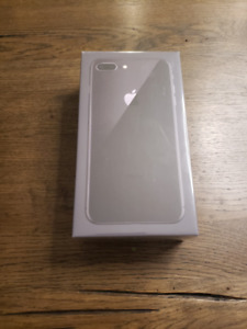 Brand New (in Package) IPhone 8 Plus 64 GB Grey