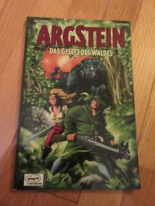 Argstein: Das Gesetz des Waldes (German Graphic Novel)