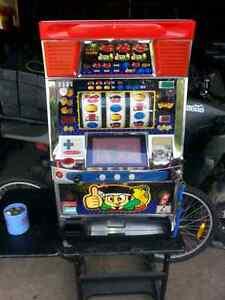 Authentic japanese casino slotmachine