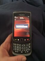 Blackberry Torch for Sale. Locked to Rogers