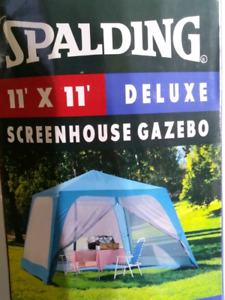 11'x11' Spalding Screen House