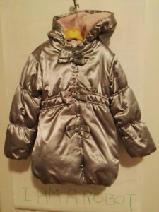 Winter jackets for girl 4T