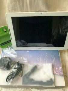 """New Open Box Acer Iconia One 10 10.1"""" 16 GB White ( NO OFFERS )"""