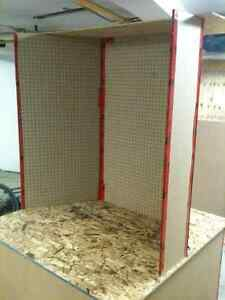 Collapsible Spray Booth 4x4x6 feet