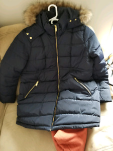 H & M Large Winter Coat