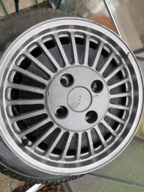 Saab trx alloy wheels