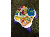Vetch play & learn activity table