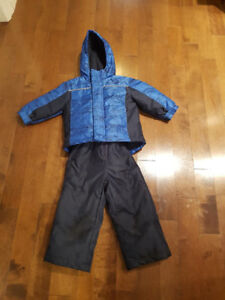 Toddler size 2t Snowsuit