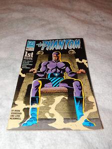 DC comics The Phantom #1