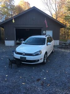 2013 Vw golf wagon tdi diesel