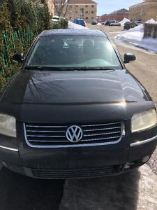 2005 Volkswagen Passat Familiale