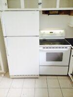 Réfrigérateur, poële et lave-vaisselle à vendre