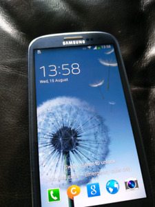 Samsung Galaxy S3 UNLOCKED