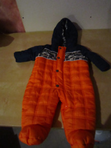 3-6 Months Snowsuit- Never Worn
