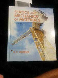 Statics and Mechanics of Materials - 5th Edition