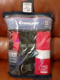 Crewsaver life jacket