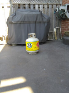 gas tank for barbecue