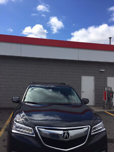 2016 Acura MDX Takeover my lease