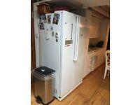 Large Fridge Freezer 5 years old- good condition