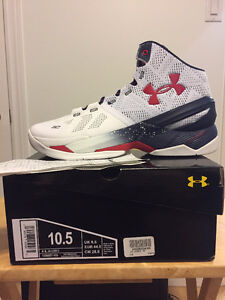 """DS Curry 2 """"USA"""" Size 10.5 OG ALL"""