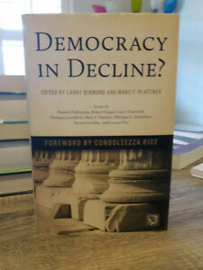 Democracy in Decline? - FOR SALE