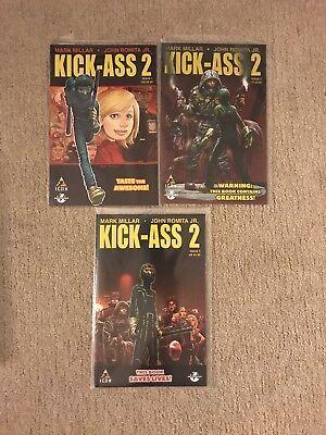 Kick Ass 2 Comics Issue  1 3  2