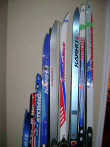 Cross Country skis with bindings and boots for sale
