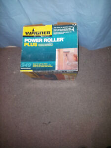 Electric Power paint Roller new missing pump.(for parts)