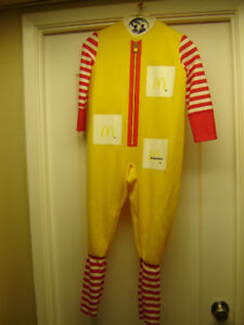 Classic Ronald McDonald's Child Costume
