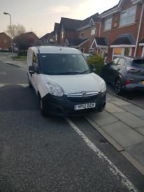 (SWOP) Vauxhall combo van 1.6 cdti