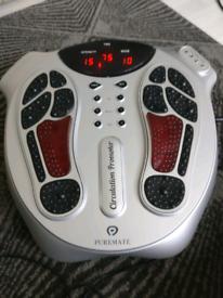 Puremate foot circulation promoter