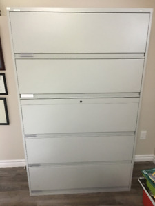 Lateral Filing Cabinet
