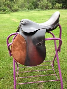 Griffith all purpose English saddle