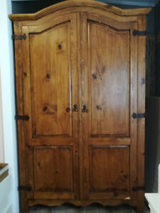 Mexican Armoire / Wardrobe