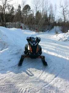 2006 Yamaha apex rtx and trailer package