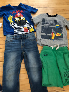 Boys Clothing Size 4-5