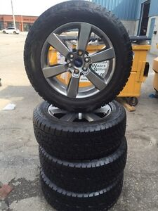 """Ford F-150 20"""" OEM Rim & Tire Package!!!"""