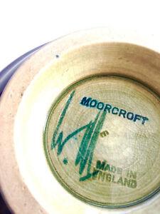 Moorcroft Bowl Signed (made in England) Kingston Kingston Area image 3