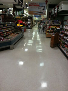 FLOOR  POLISHING WAXING * BEST PRICES * 25 YR EXPER 514-581-4456