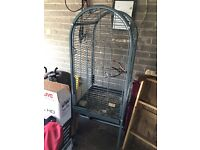 Parrot cage for sale 55.00
