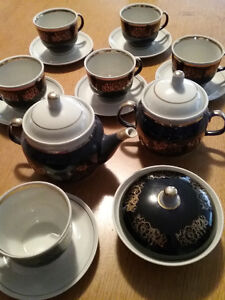 Antique European Tea Set